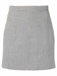 Natasha Zinko mini pencil skirt - Black