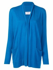 Snobby Sheep fine knit cardigan - Blue
