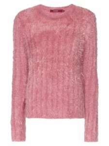 Sies Marjan Margo long sleeved jumper - Pink