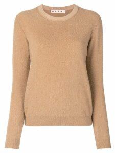 Marni cashmere jumper - NEUTRALS