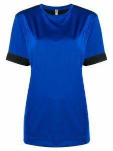 No Ka' Oi colour block T-shirt - Blue