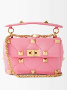 Gucci - Ophidia Leather And Suede Cross-body Bag - Womens - Black Multi