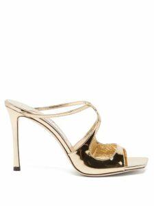 Loup Charmant - Carino Silk Midi Dress - Womens - Pink
