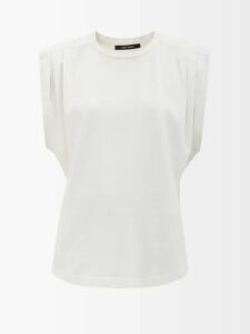 Miu Miu - Leopard-print Silk Blouse - Womens - Leopard