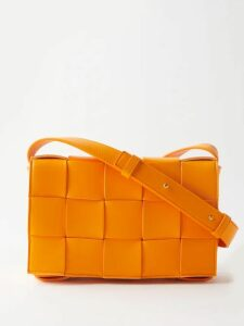 Nili Lotan - Rena Gathered-sleeve Silk Blouse - Womens - Ivory