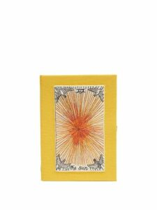 Jw Anderson - X Gilbert & George-print Silk Blouse - Womens - Yellow Multi