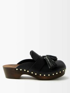 Jean Atelier - Flip Fold Over Jeans - Womens - Black