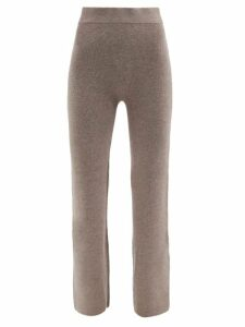 Toga - Panelled Tulle And Taffeta Blouse - Womens - Black