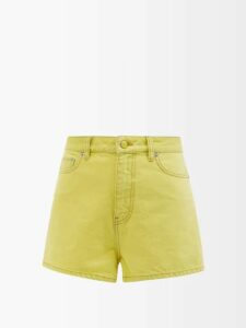 Erdem - Nayla Polka-dot Tulle Blouse - Womens - White Multi