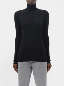 Sies Marjan - Margo Lurex Faux Fur Sweater - Womens - Pink