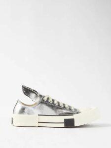 Nili Lotan - Fringed Suede Jacket - Womens - Black