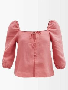 Norma Kamali - Draped Twist Front Jersey Cardigan - Womens - Dark Grey
