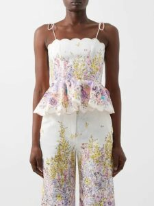 Nili Lotan - Maxwell Silk Trousers - Womens - Black