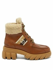 Jw Anderson - X Gilbert & George Print Intarsia Sweater - Womens - Black Multi