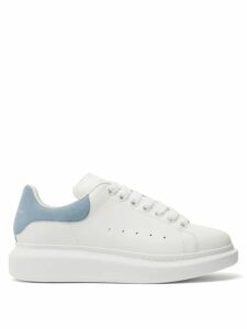 Mm6 Maison Margiela - High Rise Straight Leg Trousers - Womens - Red