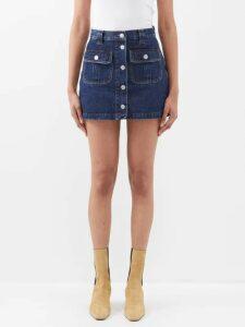 Dolce & Gabbana - Leopard-pattern Sequinned Trousers - Womens - Leopard