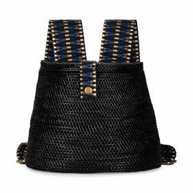 Emily Lovelock - Signature Bird Cage Print Blouse