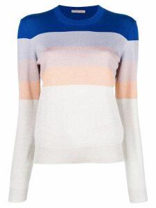 Bottega Veneta striped sweater - Neutrals