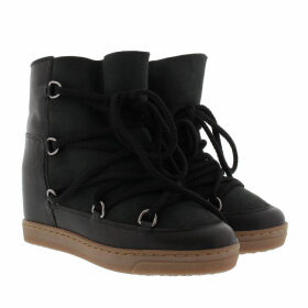 Isabel Marant Étoile Boots & Booties - Nowles Snow Ankle Boots Black - black - Boots & Booties for ladies