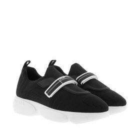 Prada Sneakers - Cloudbust Sneakers Leather Black - black - Sneakers for ladies