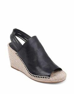 Splendid Women's Simon Leather Espadrille Wedge Sandals