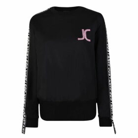 Just Cavalli Logo Sweatshirt