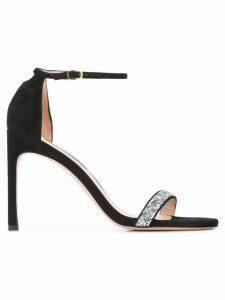 Stuart Weitzman Nudistsong stiletto sandals - Black