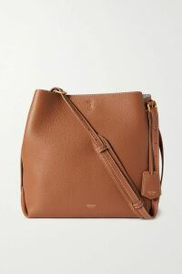 Alexander McQueen - Ruffled Silk-crepe Top - Cream