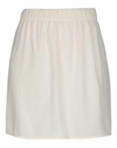 SEMICOUTURE SKIRTS Mini skirts Women on YOOX.COM