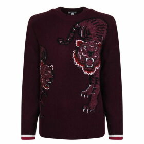 Kenzo Holiday Capsule Double Tiger Jumper