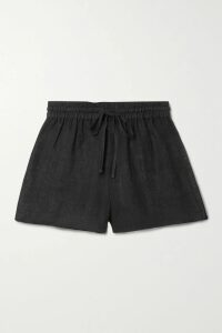 Marni - Draped Crepe De Chine Blouse - Pink
