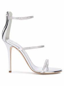 Giuseppe Zanotti Coline sandals - Silver