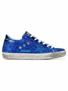 Golden Goose Superstar sneakers - Blue