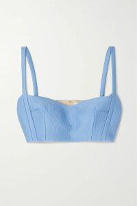 Golden Goose - Carrie Drill Wide-leg Pants - Red