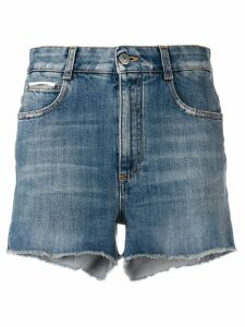 Stella McCartney The Denim shorts - Blue
