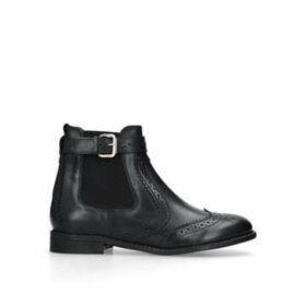 Carvela Slow - Black Chelsea Ankle Boots