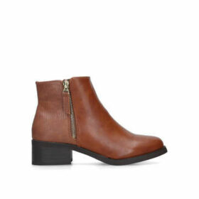 Miss KG Janice - Tan Chelsea Boots