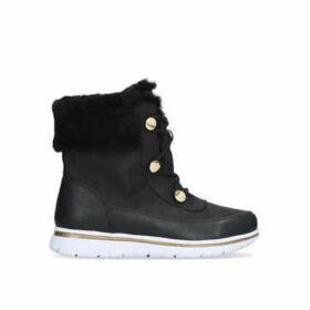 Carvela Comfort Randy - Black Faux Fur Snow Boots