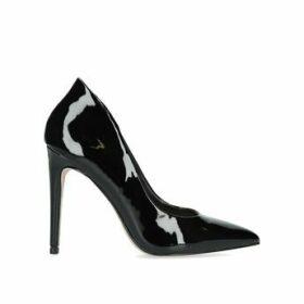 Miss Kg Cayleb - Black Stiletto Court Heels