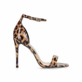 Kg Kurt Geiger Ali - Leopard Print Stiletto Heel Sandals