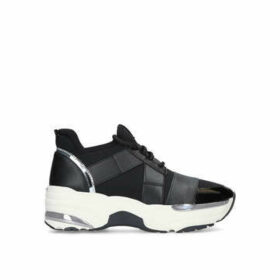 Carvela Lauryn - Black Chunky Trainers