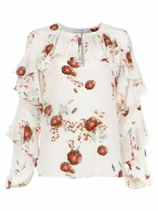 Olympiah Spinello silk blouse - White