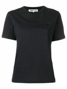 McQ Alexander McQueen swallow patch T-shirt - Black