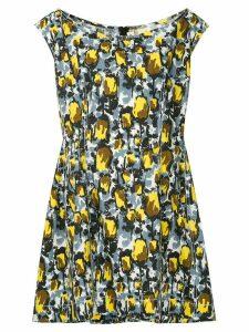 Marni floral tunic - Multicolour