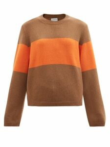 Zimmermann - Juno Embroidered Balloon Sleeve Top - Womens - Black