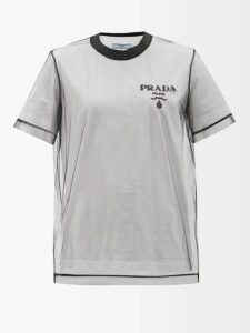 Etro - Slim-leg Cady Trousers - Womens - Red