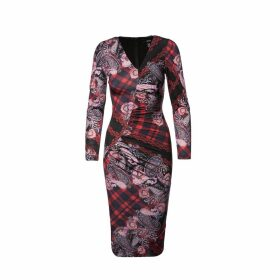 Nissa - Printed Bodycon Dress