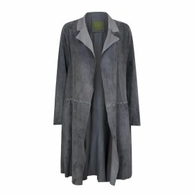 Tomcsanyi - Skala Wool Shirt Jacket Lido Green