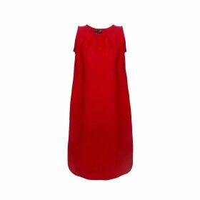 ARLETTE ESS - 'Sleeping Dogs' Unisex Lightweight Cotton Shirt With Mandarin Collar