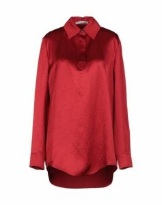 ACNE STUDIOS SHIRTS Blouses Women on YOOX.COM